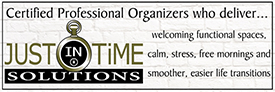 Just in Time Solutions Logo