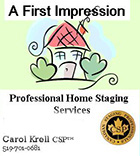A First Impression Logo