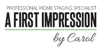 A First Impression by Carol Logo