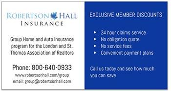 Robertson Hall Insurance Brokers Logo